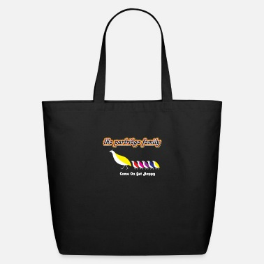Family THE PARTRIDGE FAMILY - Eco-Friendly Tote Bag