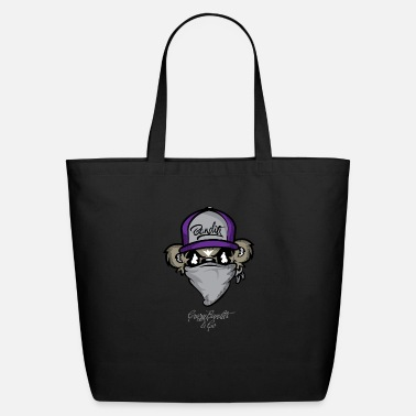 Bandit Bandit - Eco-Friendly Tote Bag