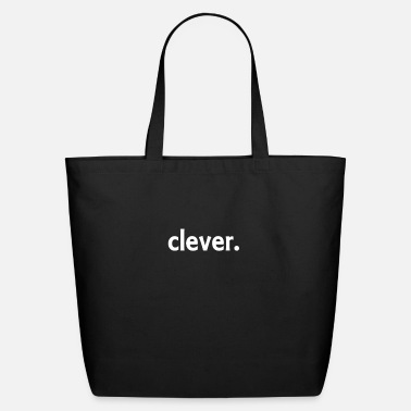Clever clever - Eco-Friendly Tote Bag
