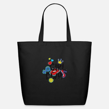 Girl Power girl Powers - Eco-Friendly Tote Bag