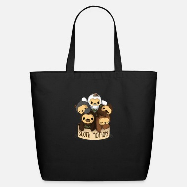 Motion SLOTH MOTION - Eco-Friendly Tote Bag