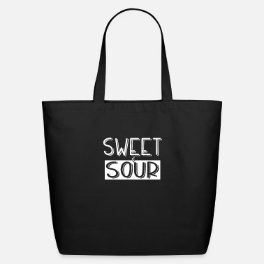 Sour Sweet and sour - Eco-Friendly Tote Bag