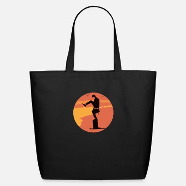 Silly Silly Karate - Eco-Friendly Tote Bag