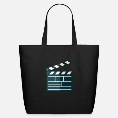 Clapperboard Film Clapperboard - Eco-Friendly Tote Bag