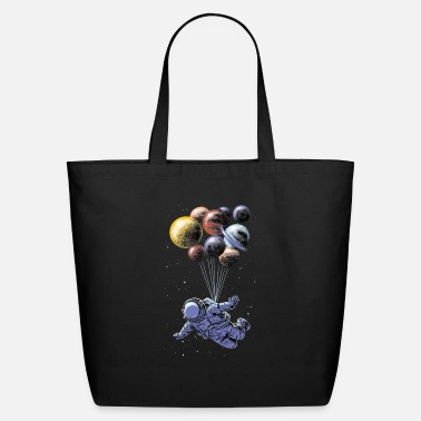Fantasy Space Travel - Eco-Friendly Tote Bag