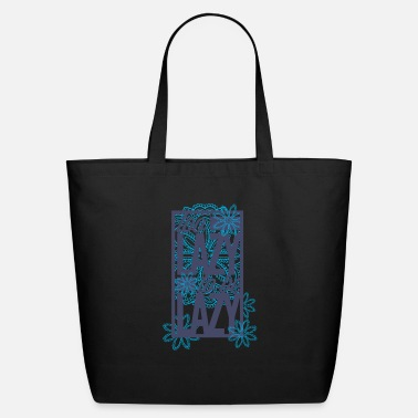 Lazy Too lazy to be lazy - Eco-Friendly Tote Bag