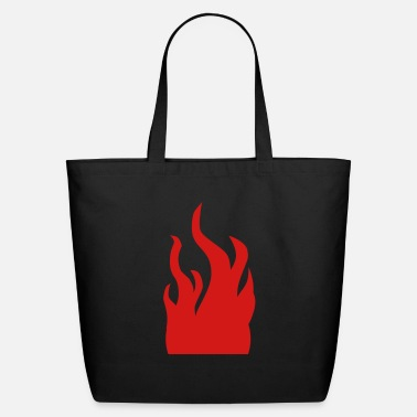 Fire Fire - Eco-Friendly Tote Bag