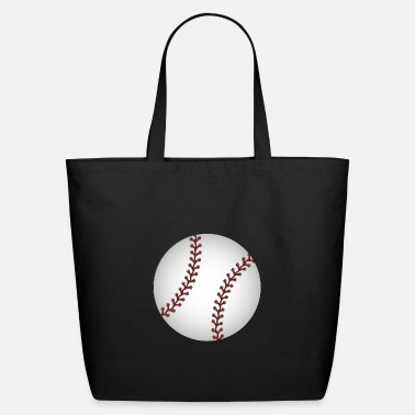 Ball Sport Baseball ball sport sport america - Eco-Friendly Tote Bag