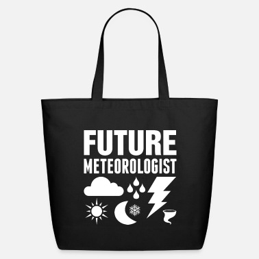 Future Meteorologist Future Meteorologist Tshirt - Eco-Friendly Tote Bag