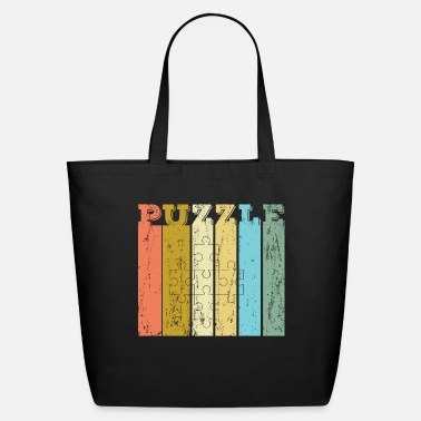 Puzzle Puzzle Puzzle - Eco-Friendly Tote Bag