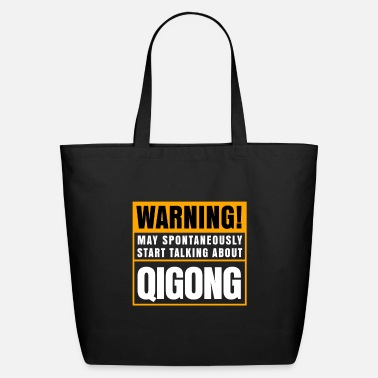 Martial Arts Qi Gong Practitioners Yoga Taoist Arts Gift - Eco-Friendly Tote Bag