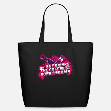 Coiffeur Hair Stylist Coiffeur Hairdresser Salon - Eco-Friendly Tote Bag