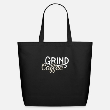 Ground coffee Outfit - Eco-Friendly Tote Bag