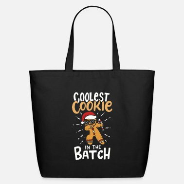 Spirit Coolest Cookie In The Batch Gingerbread Christmas - Eco-Friendly Tote Bag