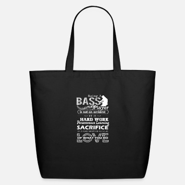 Bass Player Proud To Be A Bass Player Shirt - Eco-Friendly Tote Bag