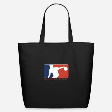 Bowling League BOWLING MAJOR LEAGUE - Eco-Friendly Tote Bag