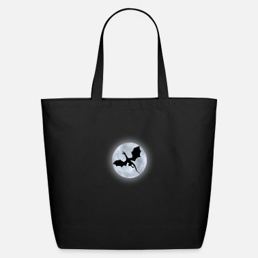 Medieval Dragons, medieval - Eco-Friendly Tote Bag