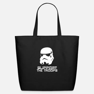 Support The Troops support the troops - Eco-Friendly Tote Bag
