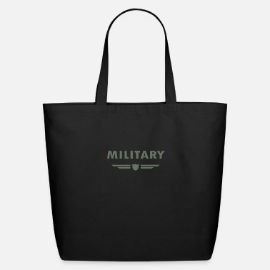 Military military - Eco-Friendly Tote Bag