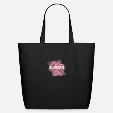 Explosion Mississippi - Eco-Friendly Tote Bag