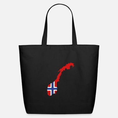 ce3a263d Shop Norway Tote Bags online | Spreadshirt