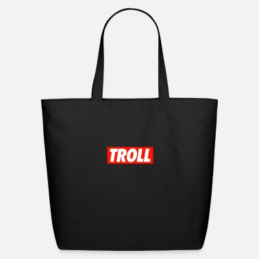 Trolling TROLL - Eco-Friendly Tote Bag
