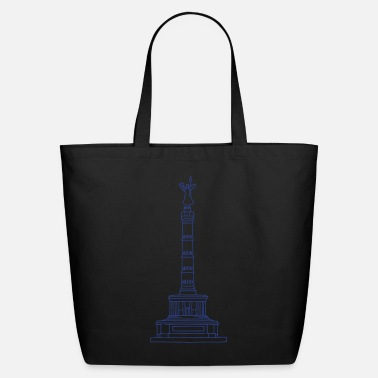 Column Berlin Victory Column - Eco-Friendly Tote Bag