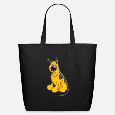 German Shepherd German Shepherd Dog - Breed - Dogs - Eco-Friendly Tote Bag