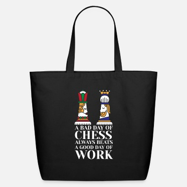 Piece Chess - Eco-Friendly Tote Bag