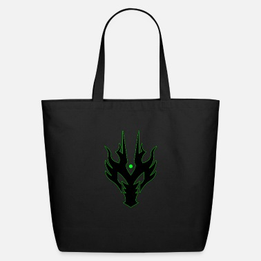 Dragon Head Dragon Head - Eco-Friendly Tote Bag
