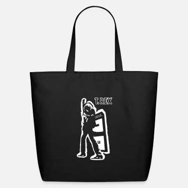 Electric Warrior Slide - Eco-Friendly Tote Bag