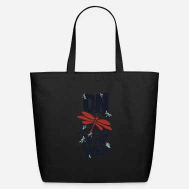 Web on the web - Eco-Friendly Tote Bag