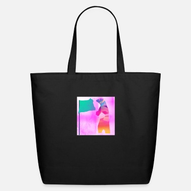 Schland Bear flag - Eco-Friendly Tote Bag
