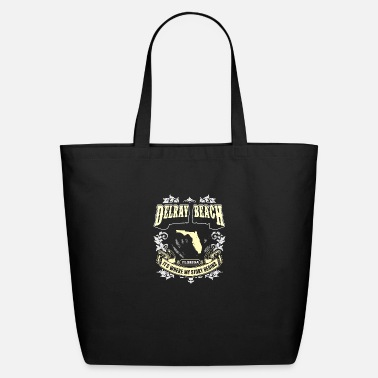 Delray Beach Elorida It Is Where My Story Begins H - Eco-Friendly Tote Bag
