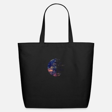 Community In A World Where You Can Be Anything Be A Deaf - Eco-Friendly Tote Bag