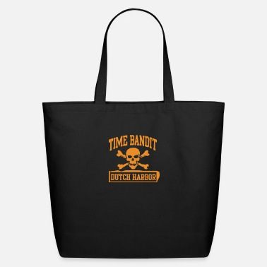 Bandit time Bandit Official Deadliest Catch - Eco-Friendly Tote Bag
