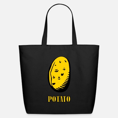Potatoes potato - Eco-Friendly Tote Bag