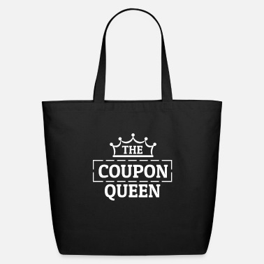 Coupon The Coupon Queen Coupons Couponing Couponer - Eco-Friendly Tote Bag
