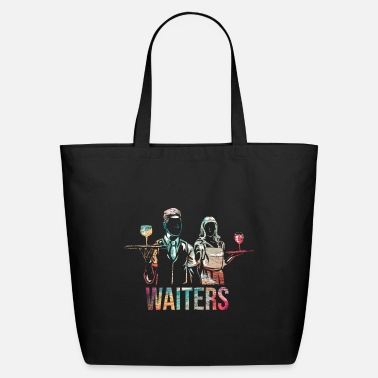 Server Waiters - Eco-Friendly Tote Bag