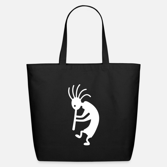 Kokopelli Bags & Backpacks - kokopelli - Eco-Friendly Tote Bag black