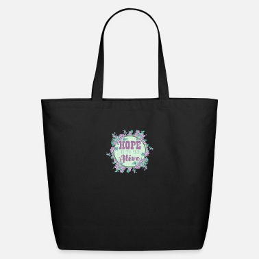 Us Hope keeps you alive - Eco-Friendly Tote Bag