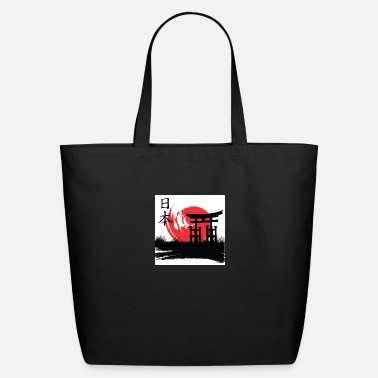 Japanese Art Japanese art - Eco-Friendly Cotton Tote