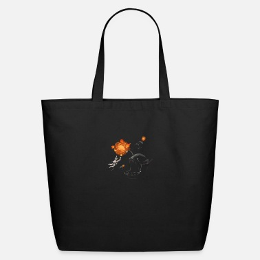 Bait Space Bait - Eco-Friendly Tote Bag