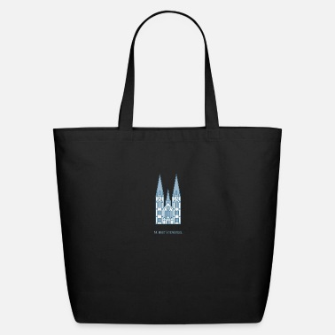 Villa Mary s Cathedral - Eco-Friendly Tote Bag