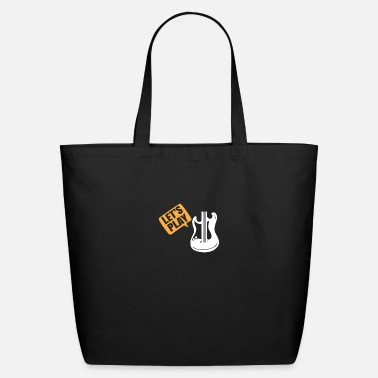 Lets Play - Eco-Friendly Tote Bag
