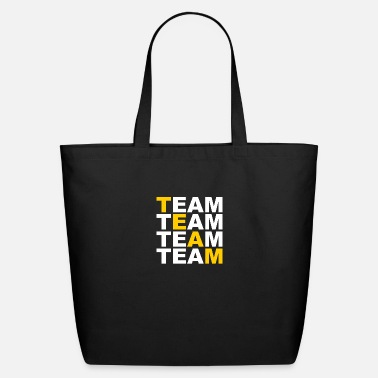 Team Spirit TEAM - Sport - Friends - Team Spirit - Eco-Friendly Tote Bag