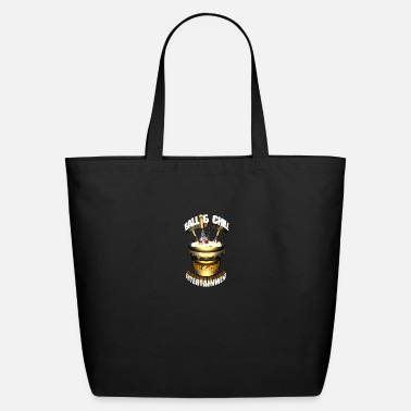 Chill Ball & Chill Entertainment Official Company Logo - Eco-Friendly Tote Bag