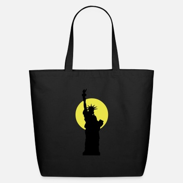 Freedom liberty - Eco-Friendly Tote Bag