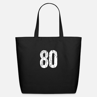 Eighties Eighty - Eco-Friendly Tote Bag
