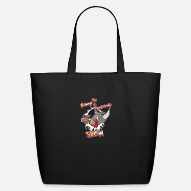Rocksteady The Bebop and Rocksteady Show - Eco-Friendly Tote Bag